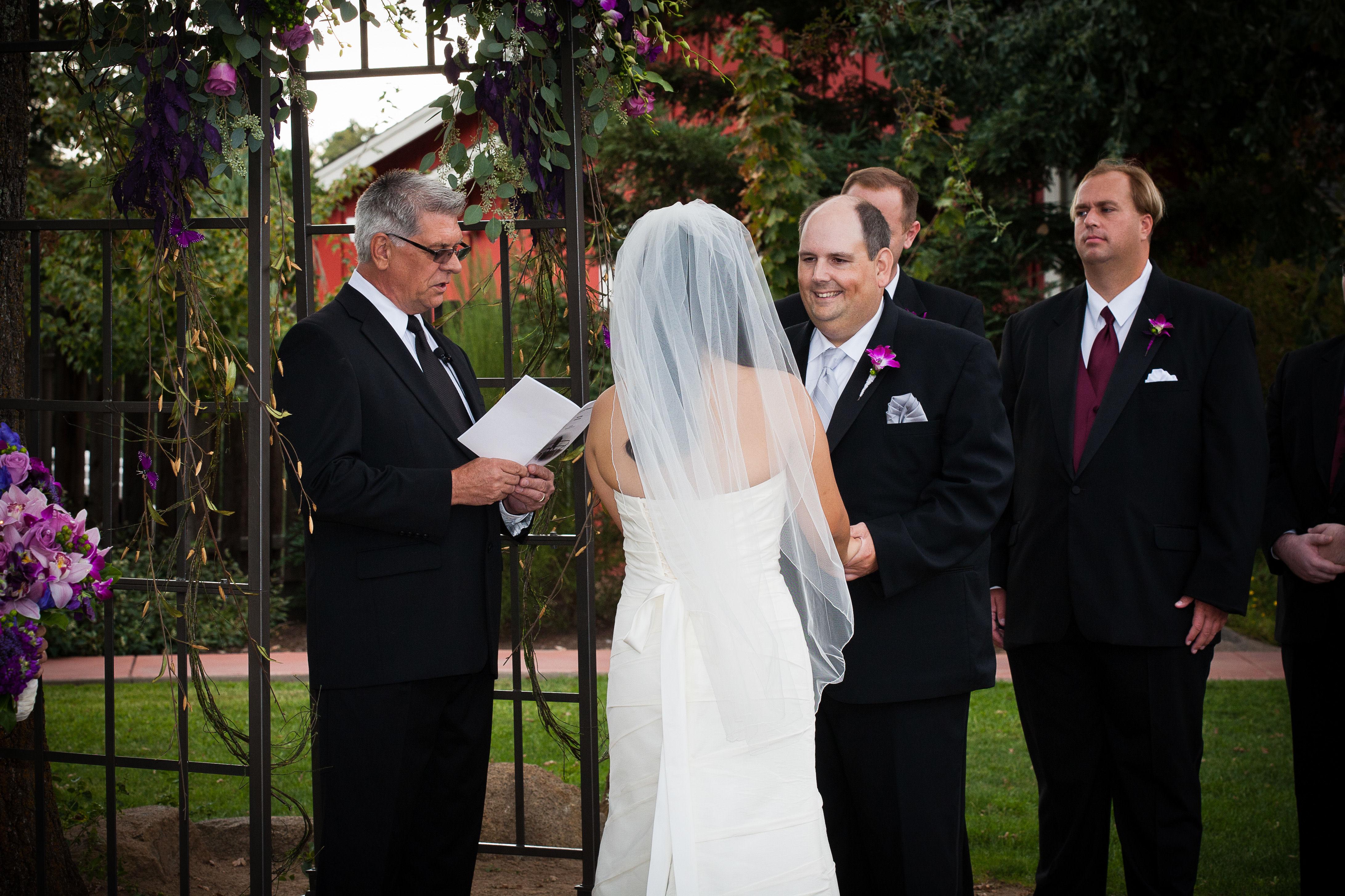 Wedding Pastor References For Wedding Officiant Pastor Ken Birks