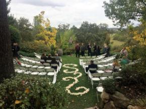 ... Gold Hill Gardens Wedding Site