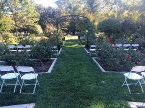 Girard Vineyards Wedding Site · Rose Garden, Sacramento ...